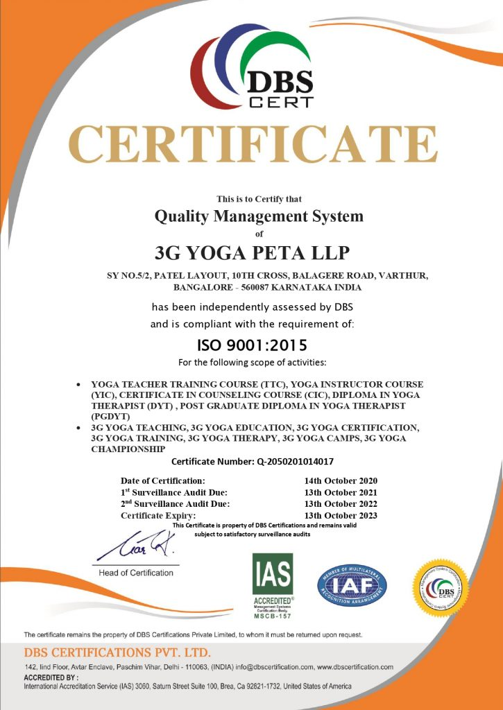 ISO 9001 Certified Organization